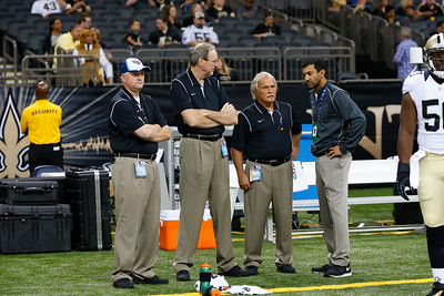 Tennessee Titans vs. New Orleans Saints on Aug. 15, 2014 in New Orleans, Louisianna. Photos by Donn Jones Photography.