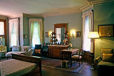 Bedroom at Glenmont