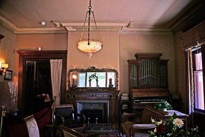 The Music Room at Glenmont the Edison Estate
