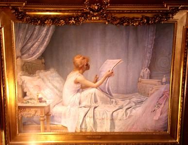 Painting in Glenmont The Thomas Edison Estate