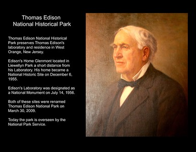 Welcome to Thomas Edison National Historical Park
