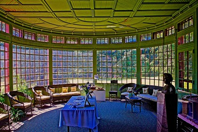 The Conservatory at The Glenmont Estate
