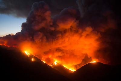 Thomas Fire (CA, 2017)