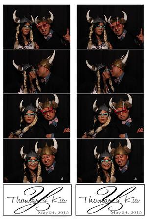 Thomas & Kia Yang