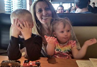 Cheri And Her Grandkids