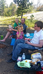 Camping August 2015
