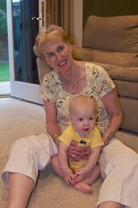 Kadin & Great Grandma