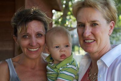 Kadin with Grandma & Great Grandma