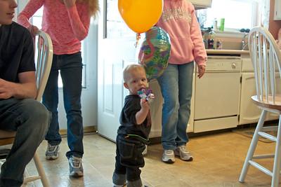 Kadin's First Birthday Party