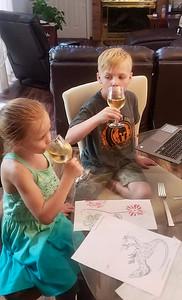 Kids Wine