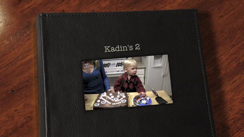 Kadin is 2!