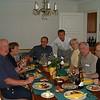 Thomas's parents Sten-Ake and Siv, Thomas, Lars Edin, Anne/George/Greg Clute