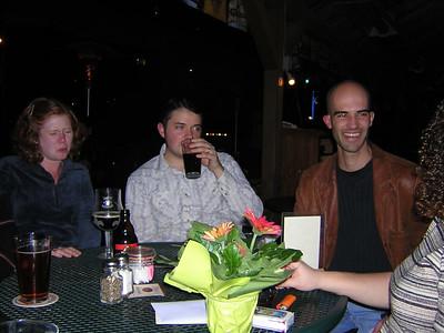 Erin's Birthday & Jeff's Party Feb 3-5, 2005