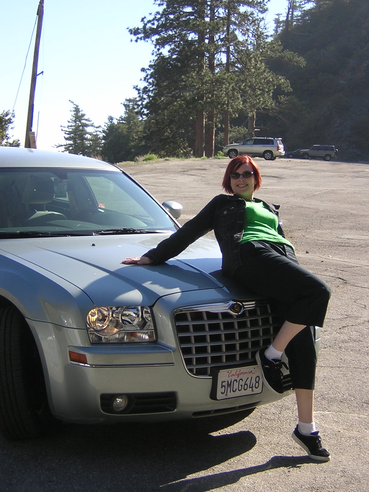 Me and My Phat Ride, the Chrysler 300, All Pimped Out!nDSCN3243