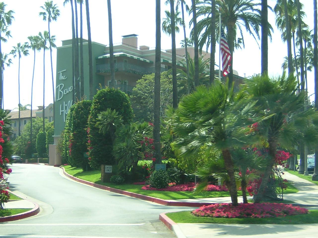 Beverly Hills HotelnDSCN3166