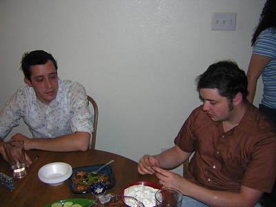 Tara's Birthday Party April 23, 05