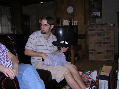 Winston Christmas January 22, 2005