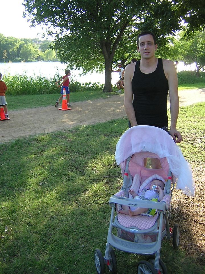 Stella and Tim at Daddy's first race, where he finished 49th out of 100 runners!nDSCN4864.JPG