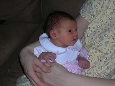 Mimi's Baby Photos