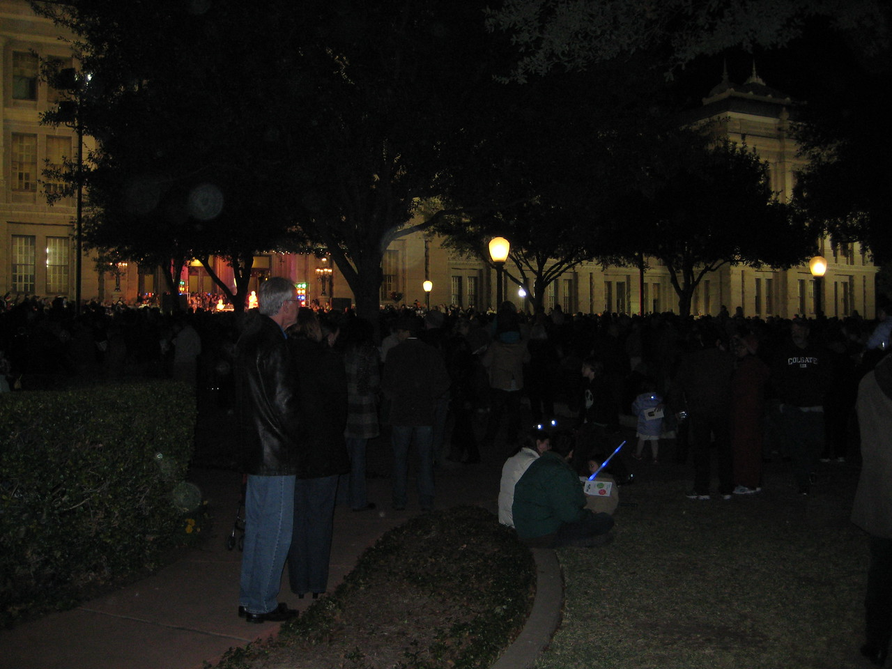 The Capitol Tree Lighting and Sing-a-long