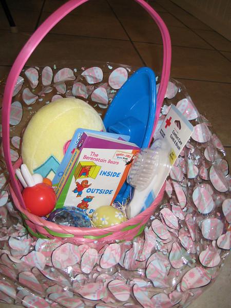 Etta's basket