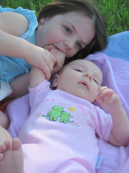 Babies taste good.