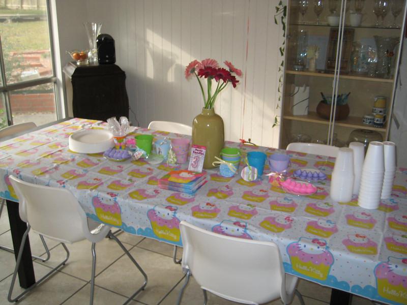 Stella's birthday party!