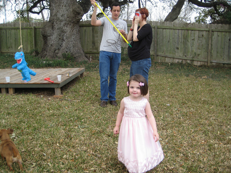The Thomas family band photo