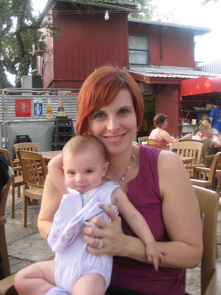 Etta and I