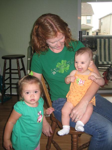 Georgia, Anna and Etta