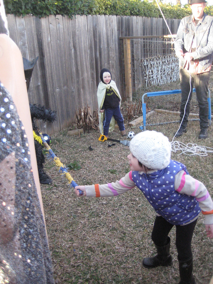 Trying to get the pinata
