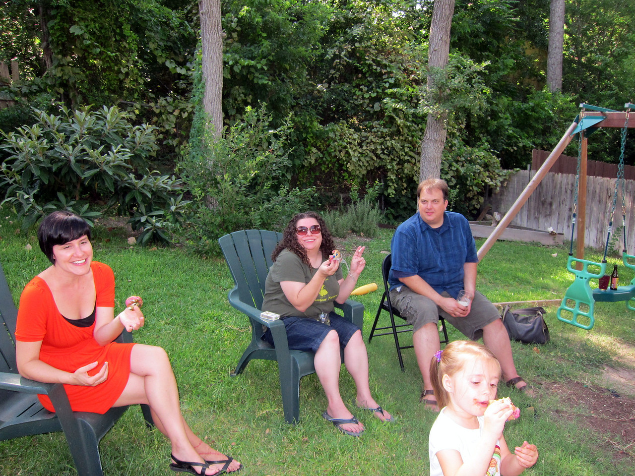 Holmes' 4th of July Potluck