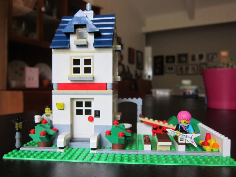 My first Lego