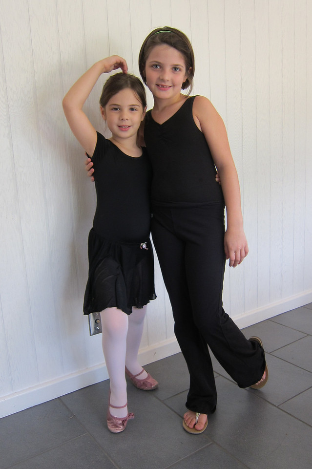First day of dance