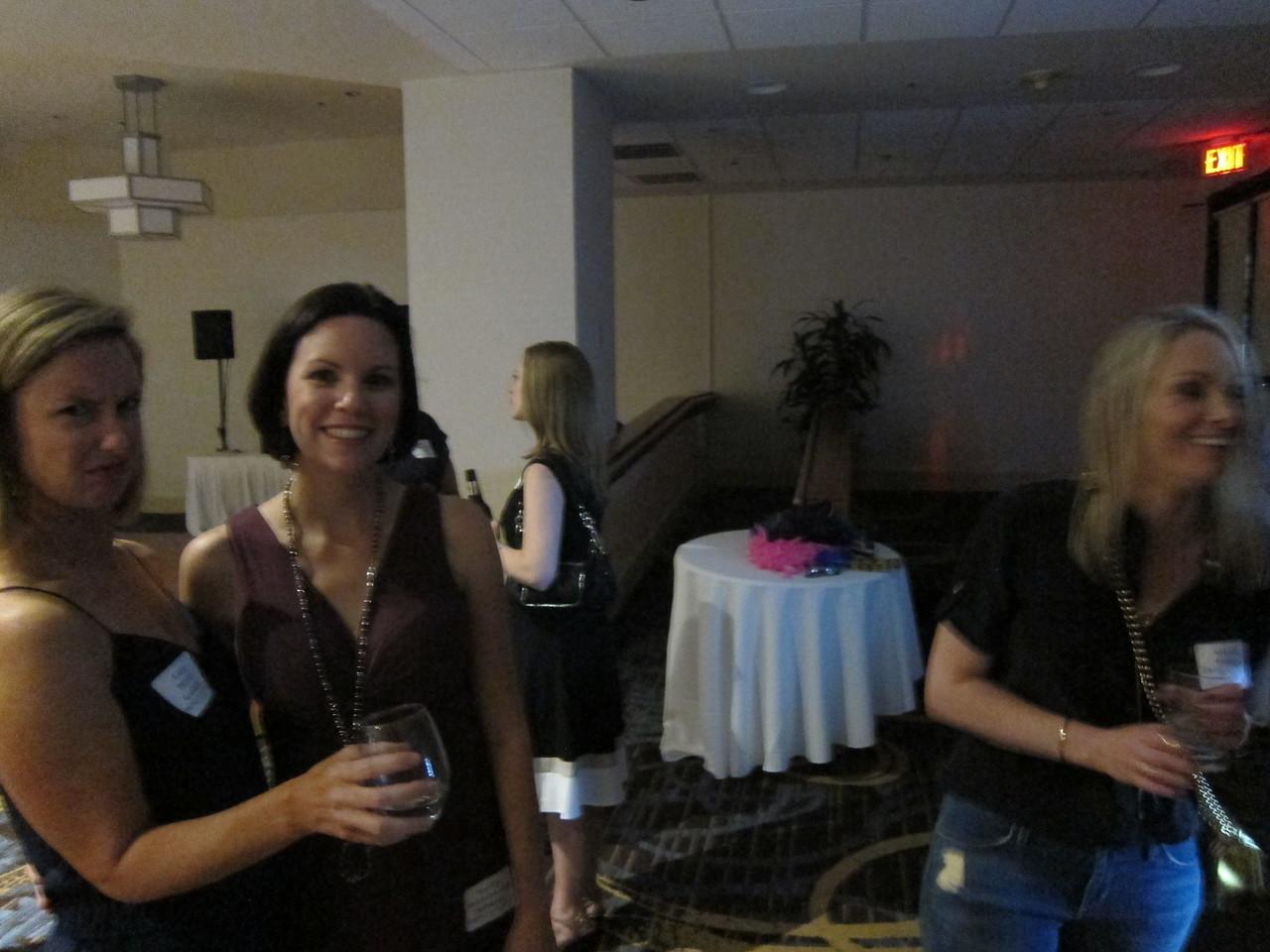 Lara, Mandy and Sarah