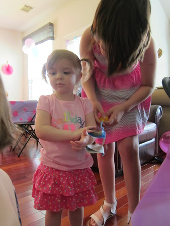 Megyn's 2nd Birthday Party