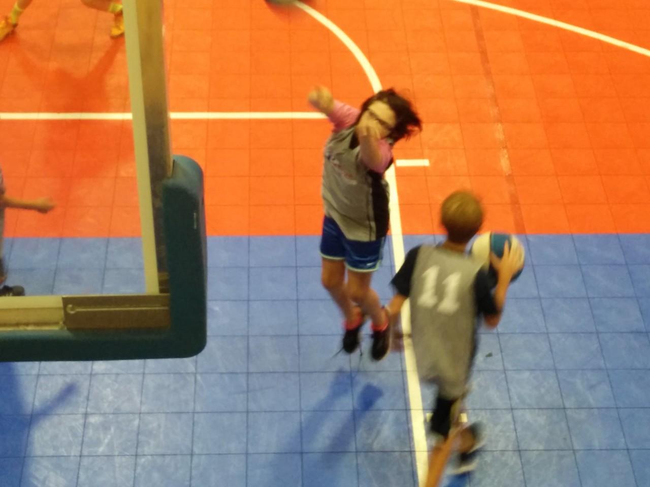 action shot!