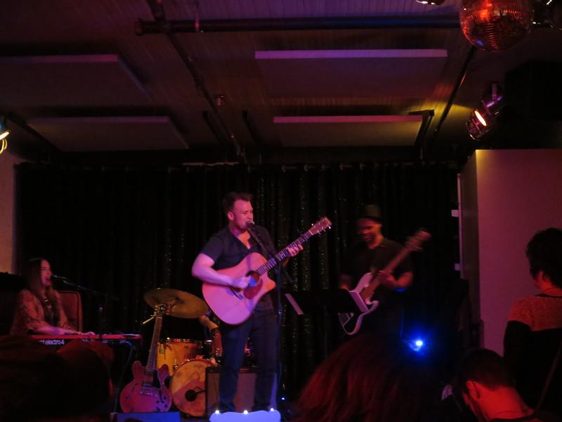 The Beth James Band