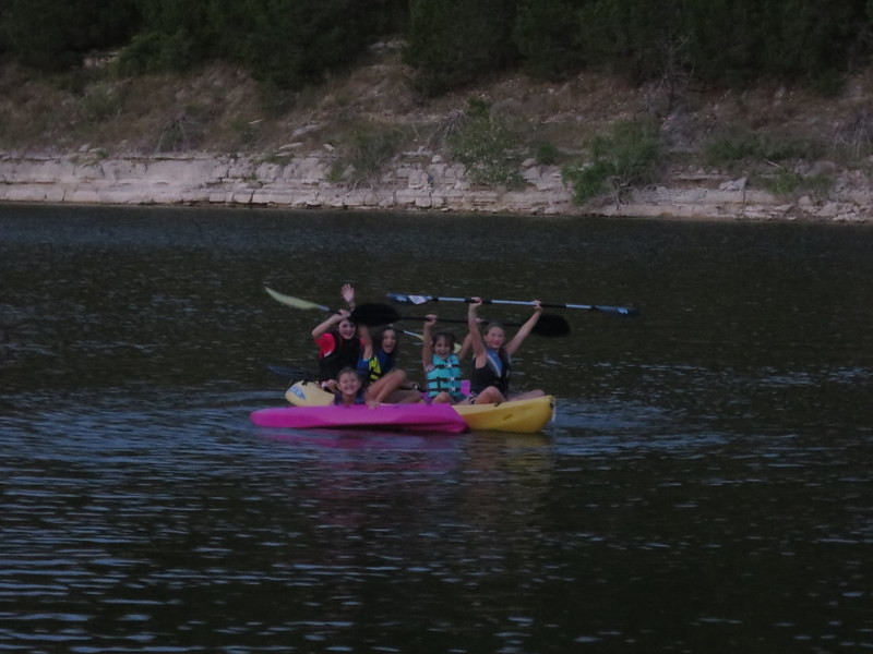 Troop 509 Kayaking fun!