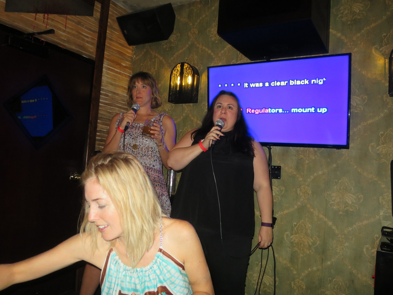 Deidre and Olivia get their Warren G and Nate Dogg on