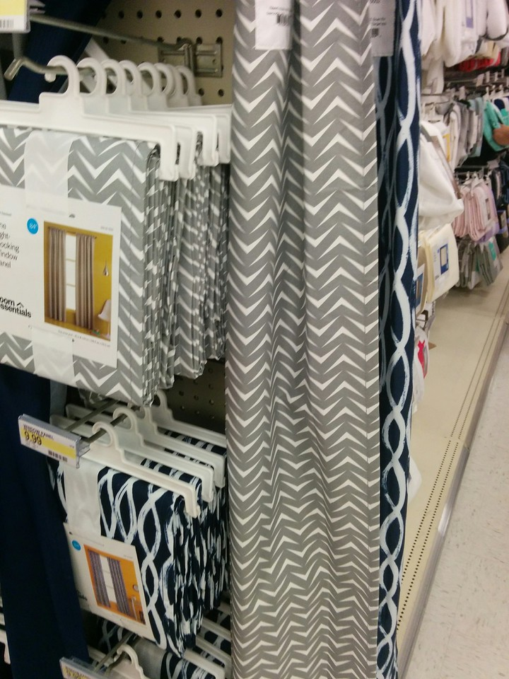 cool curtains at target, want for our room