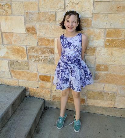 Etta Thomas, Age 8