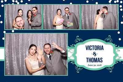 Thomas & Victoria's Wedding