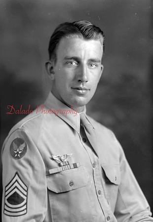 Bosch, Joseph. Photo taken July 5, 1944. 1128 N. Lynn St., Coal Township.
