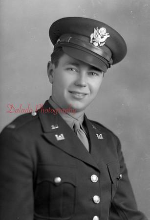 Annis, Merlet. Photo taken Dec. 30, 1944. 715 J. St., Modesto, California.