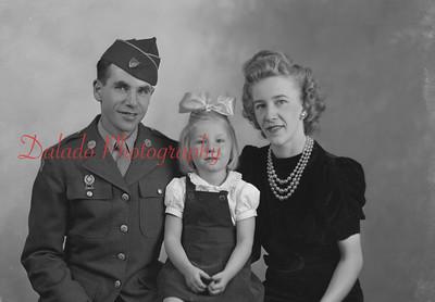 Doney, Joseph. Photo taken Nov. 13, 1944. 42 S. Fourth St., Shamokin.
