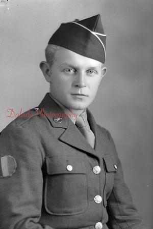 Culp, Franklin. Photo taken Dec. 2, 1944. 1001 W. Independence St., Shamokin.