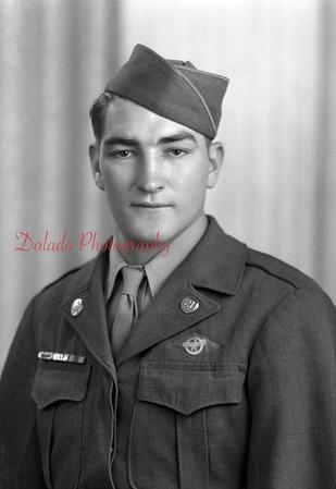 Caydon. Photo taken Oct. 30, 1945.