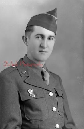 Buggy, Joseph. Photo taken Dec. 27, 1944. 228 W. Walnut St., Shamokin.