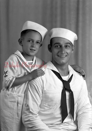 Dressler, William. Photo taken June 29, 1944. 42  E. Diamond St., Shamokin.